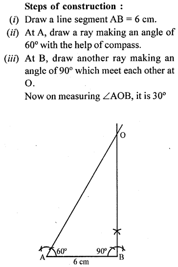 Selina Concise Mathematics Class 6 ICSE Solutions - Properties of Angles and Lines (Including Parallel Lines)-r11