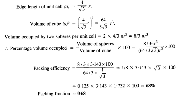 tiwari academy class 12 chemistry Chapter 1 The Solid State 13