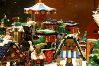 Poblado Navidad 7