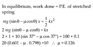 NCERT Solutions for Class 11 Physics Chapter 6 Work Energy And Power 25