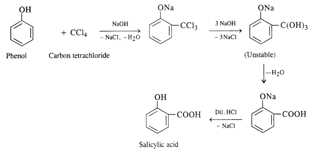NCERT Solutions for Class 12 Chemistry Chapter 12 Aldehydes, Ketones and Carboxylic Acids E18A