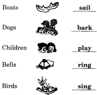 NCERT Solutions for Class 2 English Chapter 3 Padding-Pool