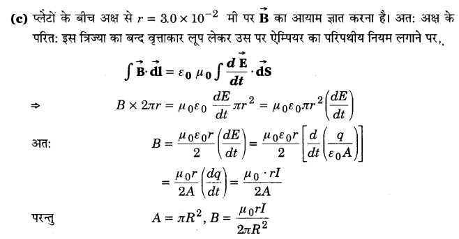 UP Board Solutions for Class 12 Physics Chapter 8 Electromagnetic Waves Q2.2