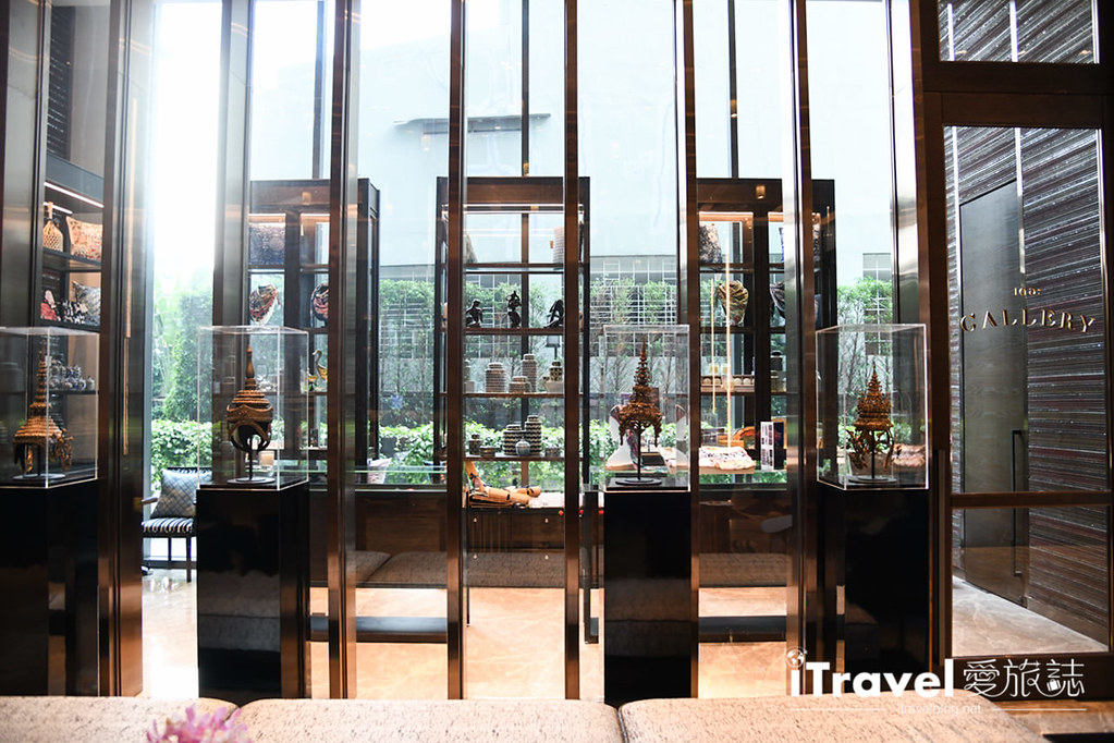 曼谷苏拉翁塞万豪酒店 Bangkok Marriott Hotel The Surawongse (4)
