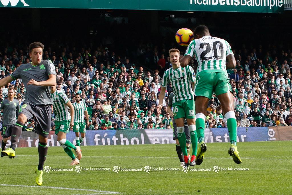 Real Betis - Real Sociedad