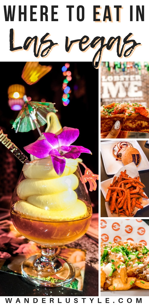 Where to Eat in Las Vegas - Las Vegas Foodie Guide, Las Vegas Food Guide, Las Vegas Travel Tips   Wanderlustyle.com