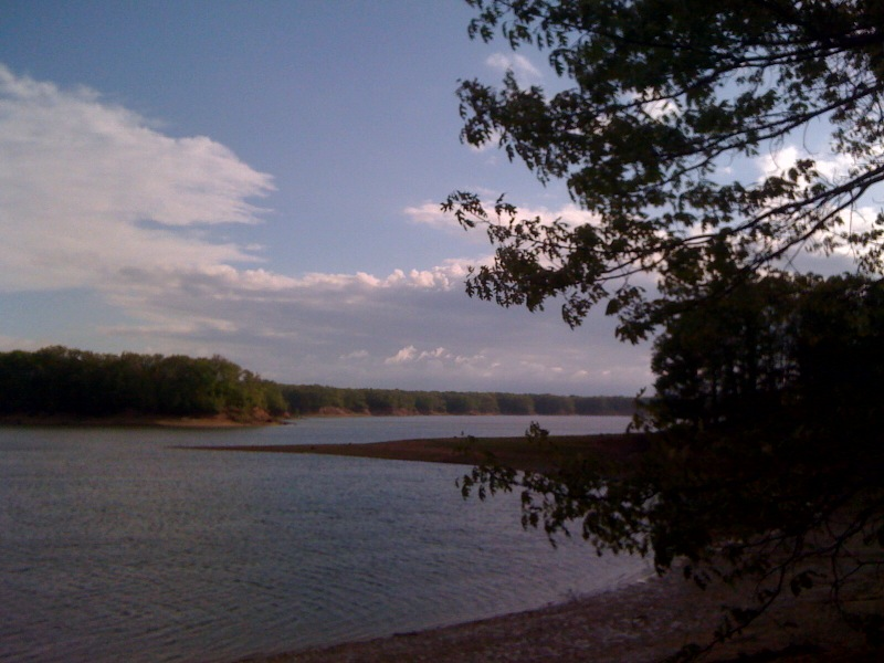 Wolf Creek State Park in Illinois