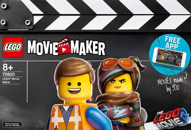 LEGO Movie 2 70820 LEGO Movie Maker 01