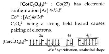 NCERT Solutions for Class 12 Chemistry Chapter 9 Coordination Compounds 25