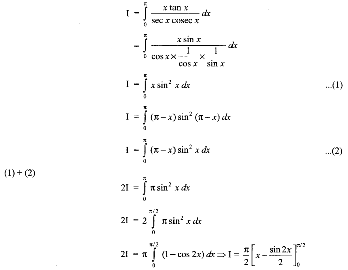 CBSE Sample Papers for Class 12 Maths Paper 1 S17
