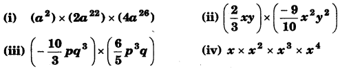 NCERT Solutions for Class 8 Maths Chapter 9 Algebraic Expressions and Identities 11