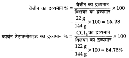 UP Board Solutions for Class 12 Chemistry Chapter 2 Solutions Q.1