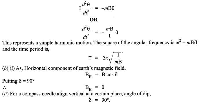 CBSE Sample Papers for Class 12 Physics Paper 6 50