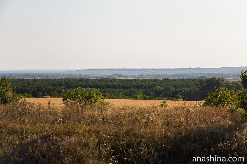 Пейзажи Воронежской области