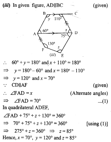 ML Aggarwal Class 9 Solutions for ICSE Maths Chapter 13 Rectilinear Figures  ct 5d