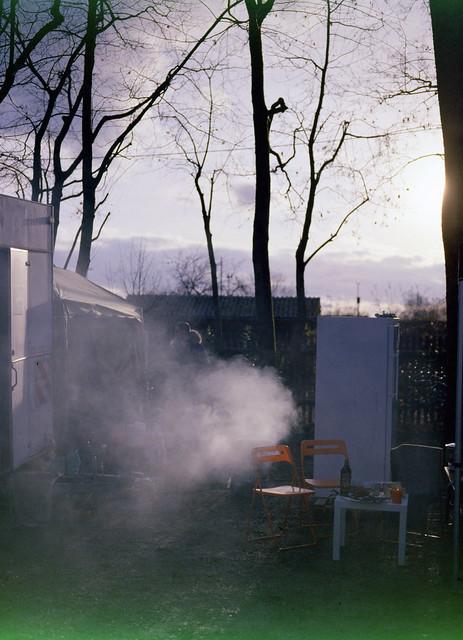 Dampfküche