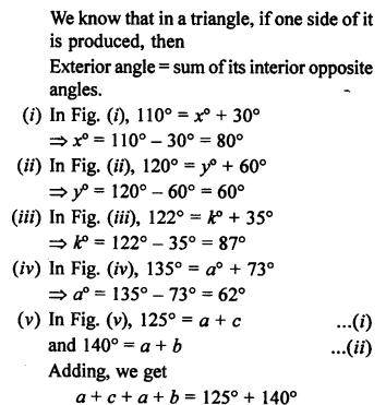 Selina Concise Mathematics class 7 ICSE Solutions - Triangles -a12a