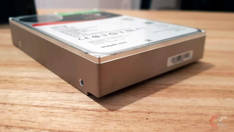 Seagate IronWolf 10 TB Overcluster 2
