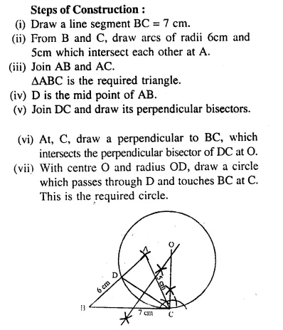 Selina Concise Mathematics Class 10 ICSE Solutions Chapterwise Revision Exercise 1187