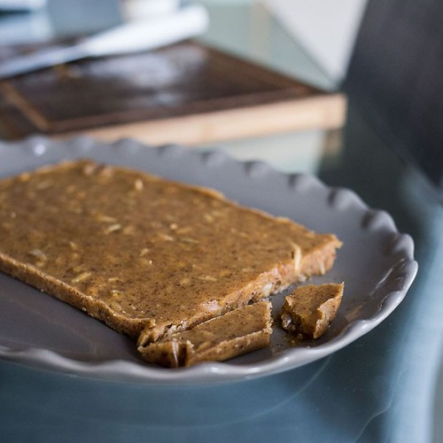 Keto Orange Sesame Fat Bombs Bar
