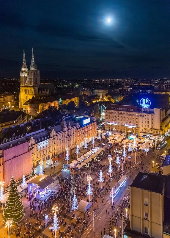 Christmas in Zagreb