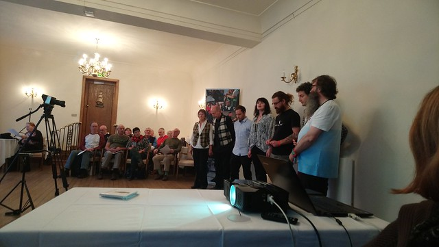 Cornish singing workshop