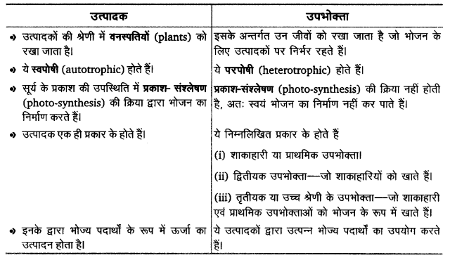 UP Board Solutions for Class 12 Biology Chapter 14 Ecosystem 2Q.1