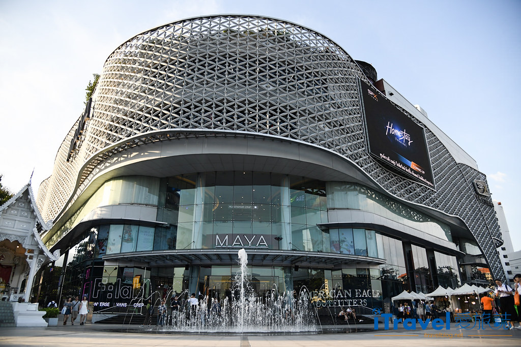 清邁百貨公司 MAYA Lifestyle Shopping Center