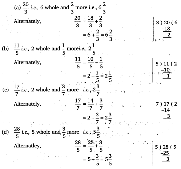 NCERT Solutions for Class 6 Maths Chapter 7 Fractions 14