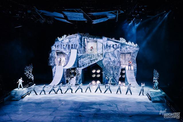 Cirque Du Soleil Crystal Opening Night-8262