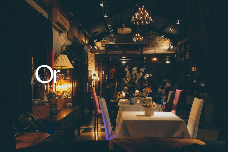 台北歐陸料理|低調優雅,預約制私宅餐廳,都市中世外桃源,約會餐廳生日慶祝-桂香 – 私宅 Flower No'5 RSVP