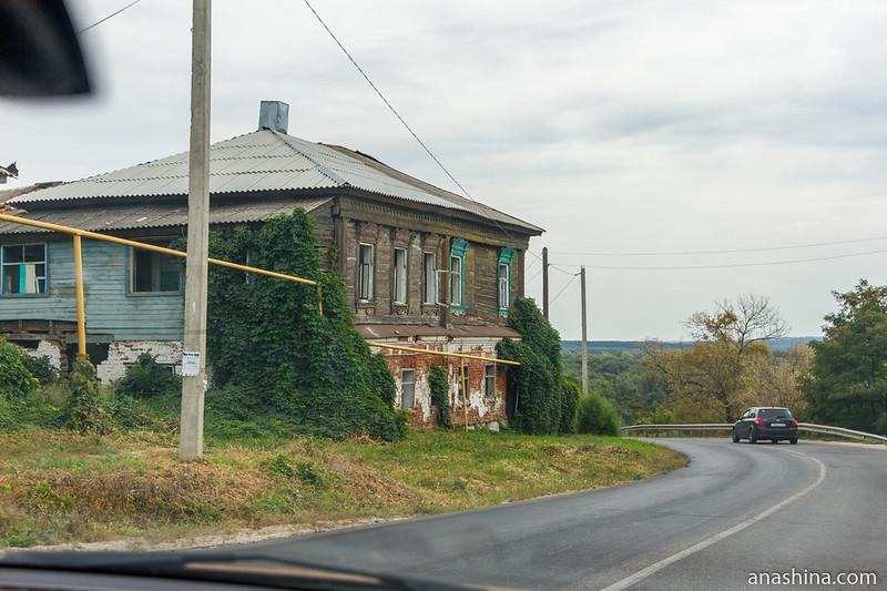 Старинный дом, Воронежская область, Новохоперск