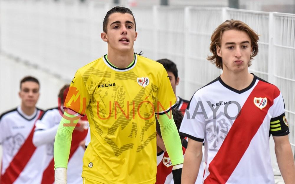 Juvenil A 0-1 Atlético de Madrid