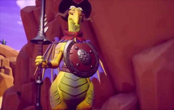 Spyro Reignited Trilogy - Conan