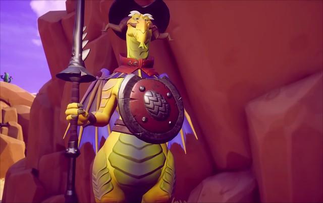 Spyro Reignited Trilogy - 코난