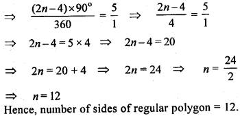 ML Aggarwal Class 9 Solutions for ICSE Maths Chapter 13 Rectilinear Figures  ct pq2s