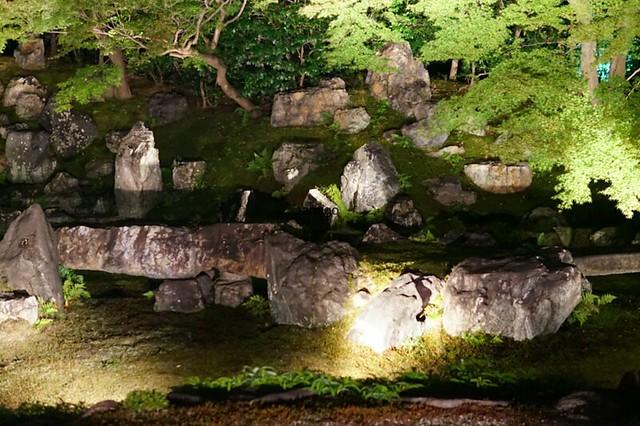 円徳院 石庭