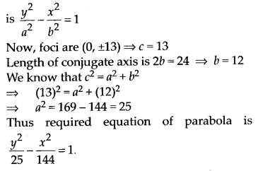 NCERT Solutions for Class 11 Maths Chapter 11 Conic Sections 47