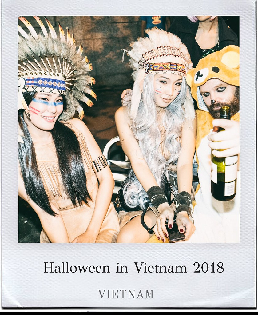 Halloween in Vn 2018
