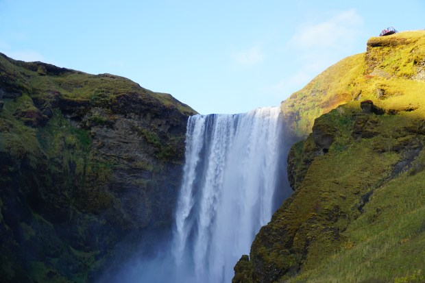 Skógafoss Waterfall, Southern Iceland