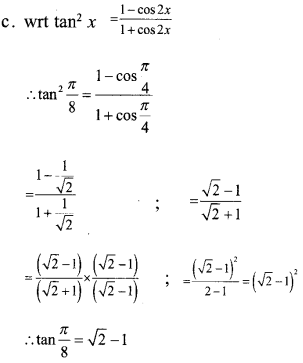 Plus One Maths Model Question Papers Paper 1A19.2