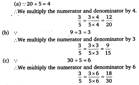 NCERT Solutions for Class 6 Maths Chapter 7 Fractions 27