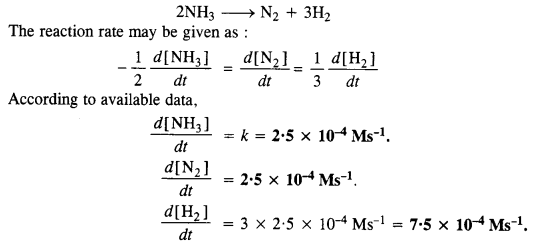 NCERT Solutions for Class 12 Chemistry Chapter 4 Chemical Kinetics 8