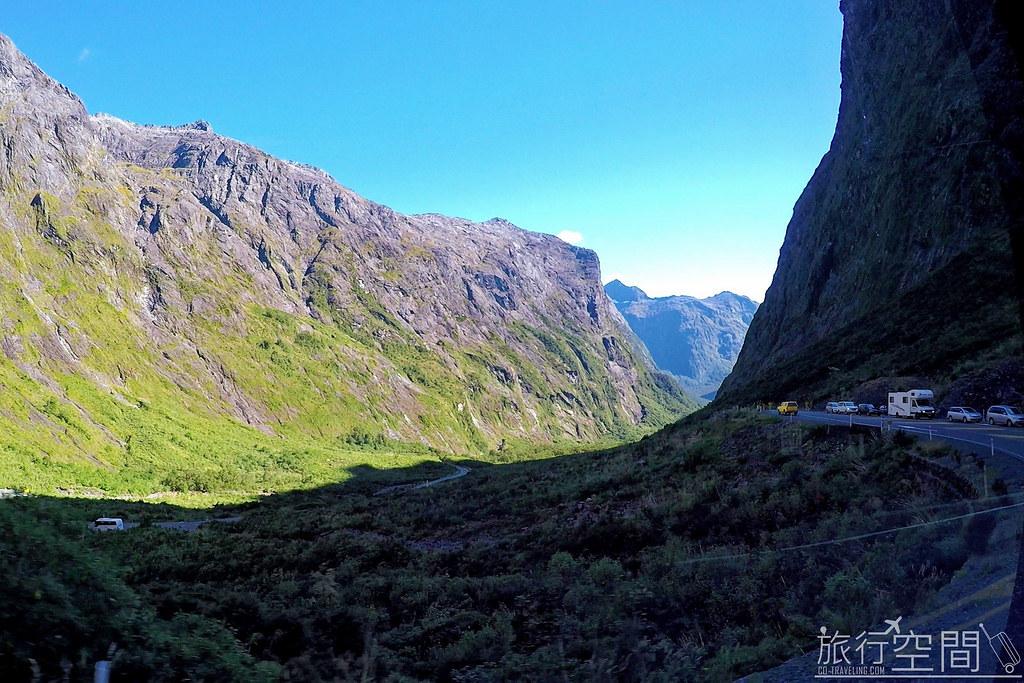 【紐西蘭 • 南島】 米佛峽灣 Milford Sound-世界第八大奇觀//一路拍照到底