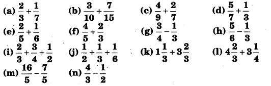 NCERT Solutions for Class 6 Maths Chapter 7 Fractions 74