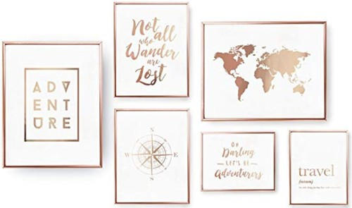 Holiday Gift Ideas for the Best Travel-Themed Home Decor - Holiday Gift Guide Home Decor