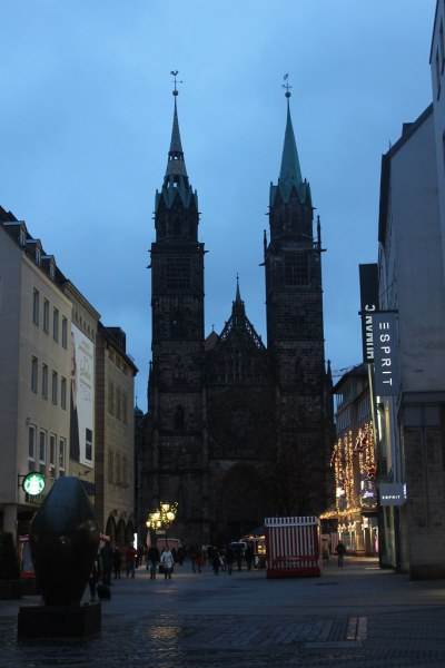 Church of St.Lawrence, Nuremberg, Germany