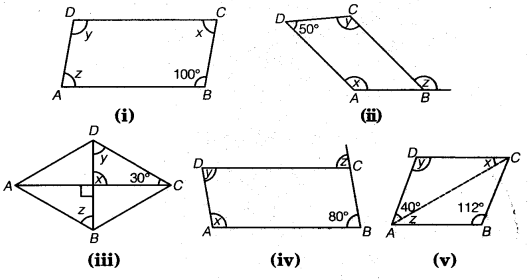 NCERT Solutions for Class 8 Maths Chapter 3 Understanding Quadrilaterals 16