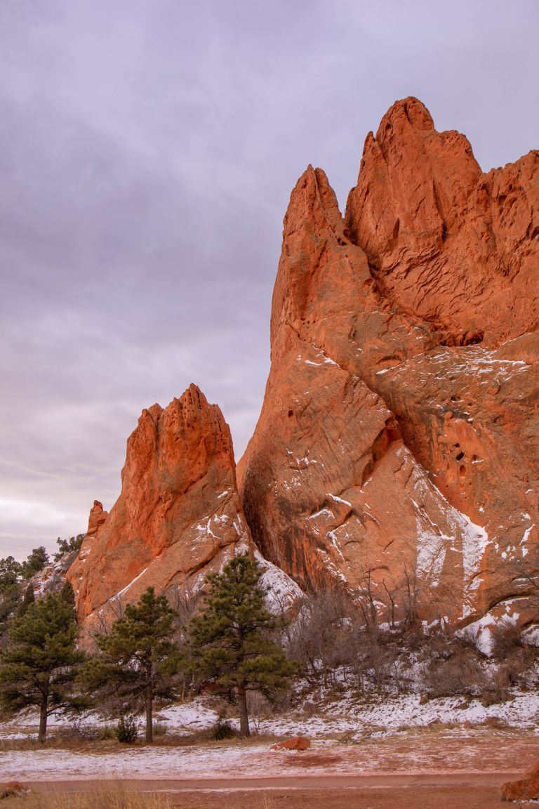 12.30. Garden of Gods, CO
