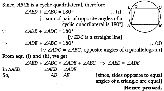 NCERT Solutions for Class 9 Maths Chapter 10 Circles 51